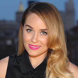 Lauren Conrad's Makeup and Hair Including Extensions and Balayage