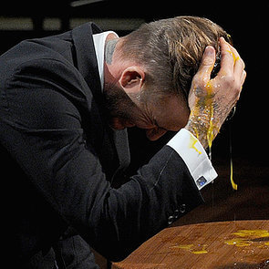 Video & Pictures: David Beckham Raw Eggs on Jimmy Fallon