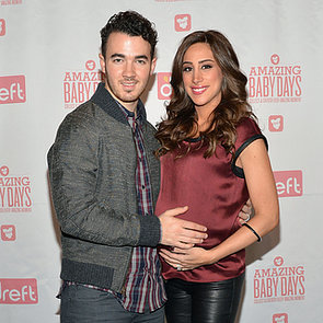 Kevin Jonas's Wife Gives Birth to Their First Child