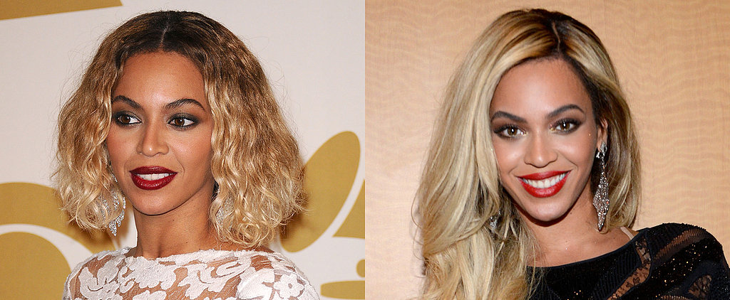 Only Beyoncé Can Grow a Foot of Hair in One Week