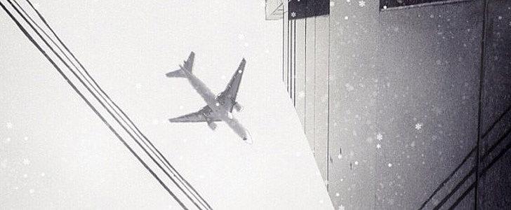 Cool Capture: Aerial Skies