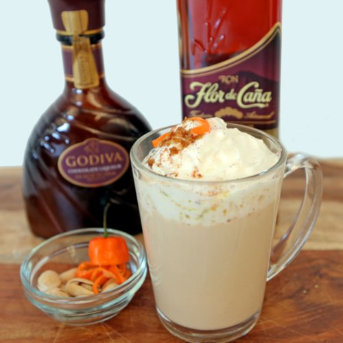 Cocoa Loco Cocktail