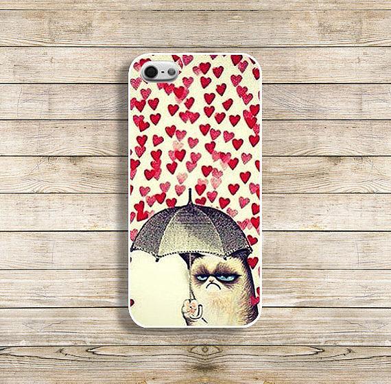 Grumpy Cat iPhone case ($10)