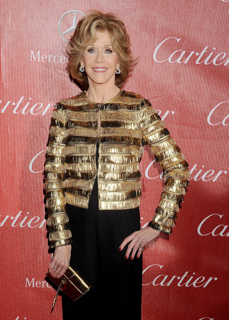Jane Fonda, 76