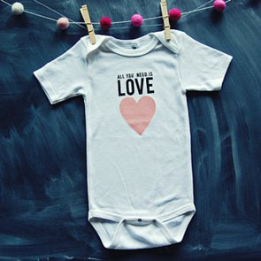 Baby's First Valentine's Outfits