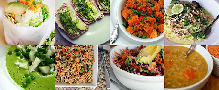 31 Vegan Lunches You Can Take to Work