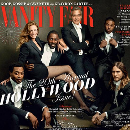Inside Vanity Fair's Annual Hollywood Issue