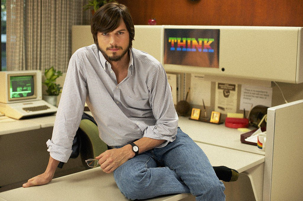 For a little while, you felt weird about crushing on Steve Jobs.