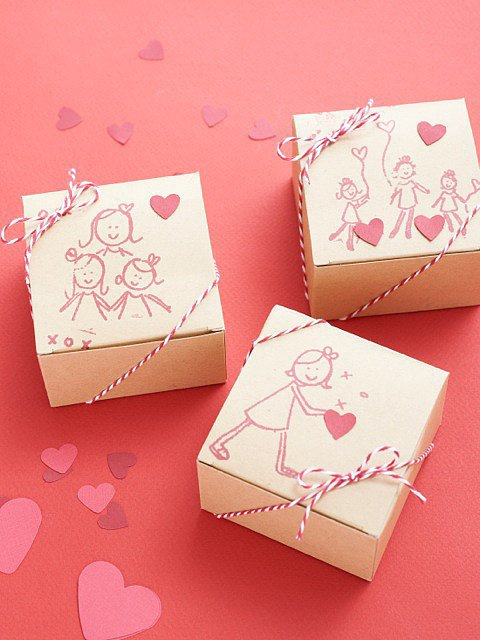 DIY Valentine Cards Crafthubs – Easy Handmade Valentine Cards