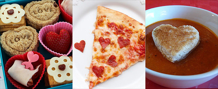 15 Lunch Ideas to Spread the Valentine's Love
