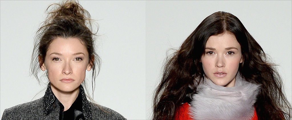 Marissa Webb Gives Cool Girls Two Perfect Hairstyles