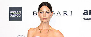 Is This Lily Aldridge's Best Look Ever?