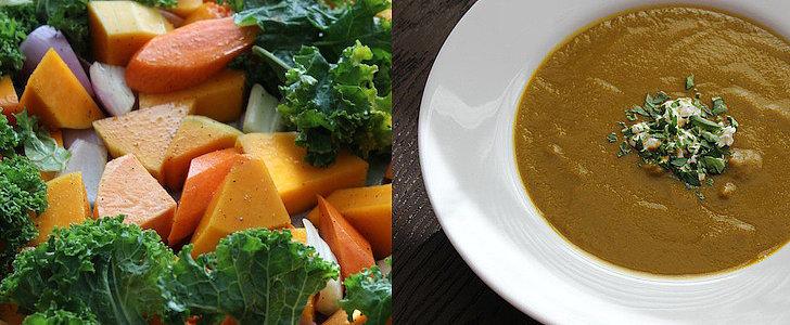 A Taste of Comfort: Roasted Vegetable Soup