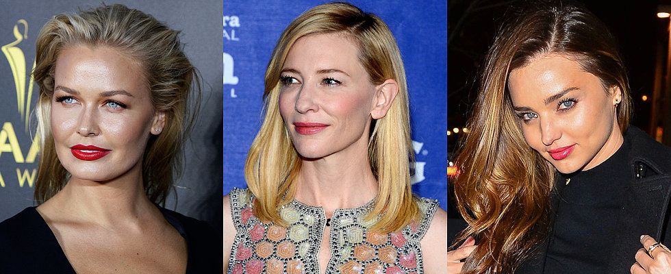 Beauty Spotlight: Flawless Celebrity Skin (and How It Got That Way)