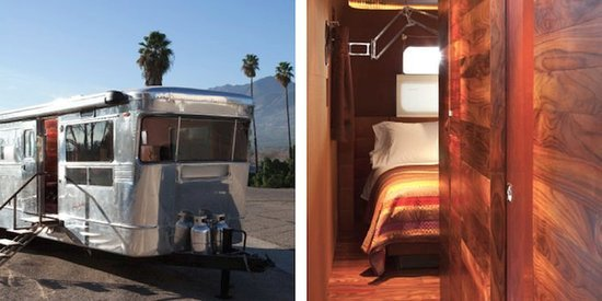 10 Airstream Trailers For Living Small
