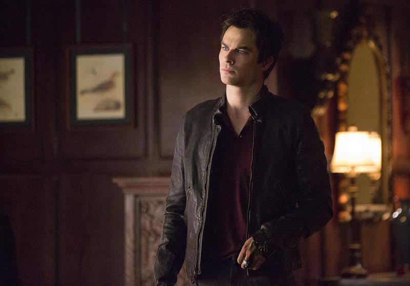 Damon, The Vampire Diaries