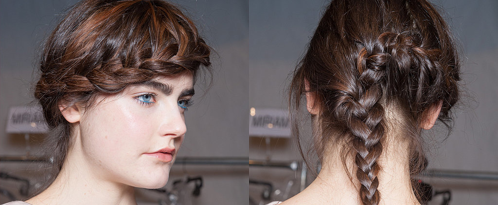 How to Take the Katniss Braid From the Arena to the Runway