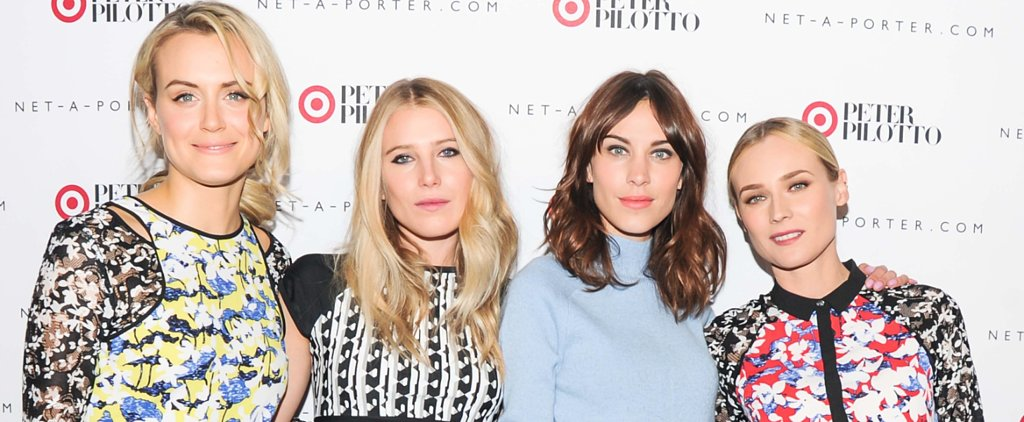 Which Celebrity Was Print Perfect in Peter Pilotto For Target?