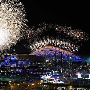Sochi Winter Olympics Opening Ceremony | Pictures