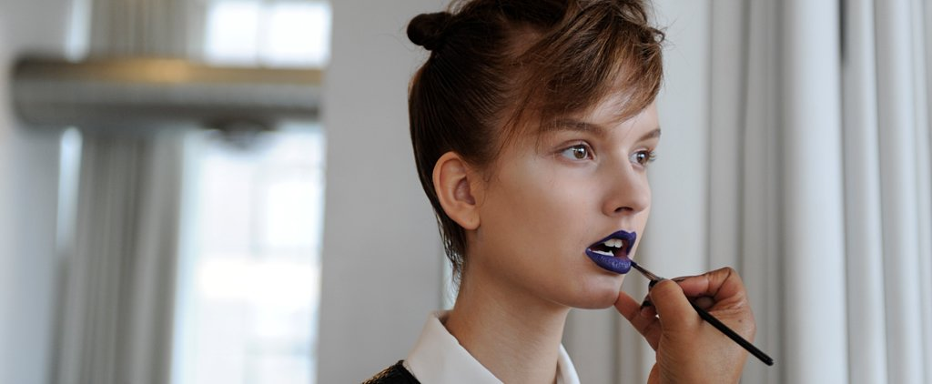 Are You Brave Enough to Wear Blue Lipstick?