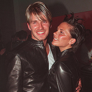 David and Victoria Beckham Couple Pictur