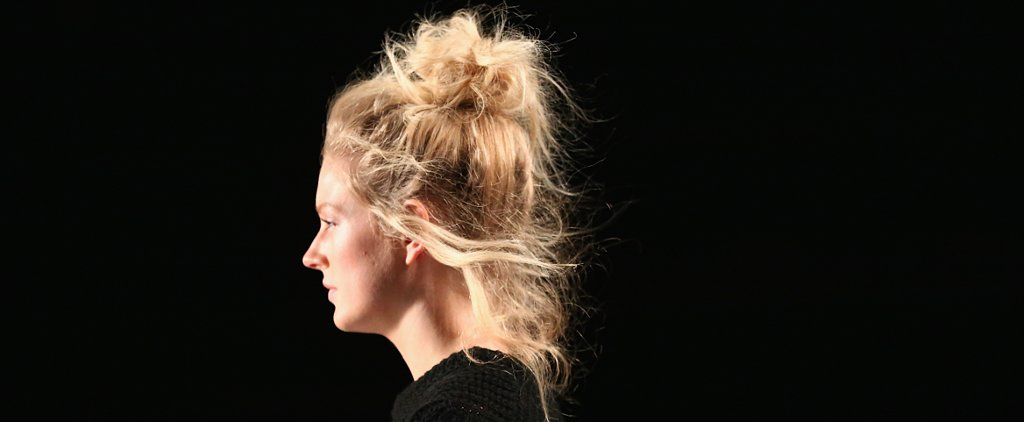 There's a New Twist on Buns at New York Fashion Week