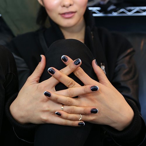 Manicures And Nail Trends At 2014 Fall New York Fashion Week