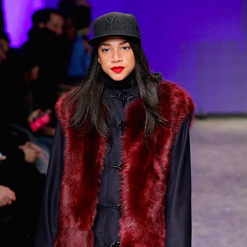 DKNY Fall 2014 Hair and Makeup | Runway Pictures