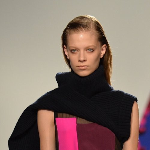 Thakoon Fall 2014 Hair and Makeup   Runway Pictures