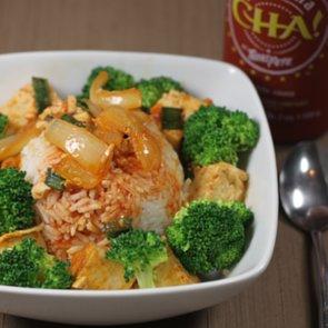 Spicy Tofu and Broccoli Stir-Fry