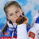 Julia Lipnitskaia Olympias Wunderkind