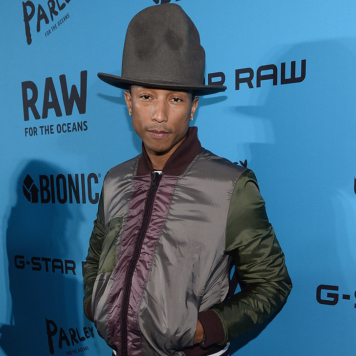 Pharrell Williams's Grammys Hat | Pictures