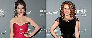 Who Pulled Off Peekaboo Lace at the UNICEF Ball?