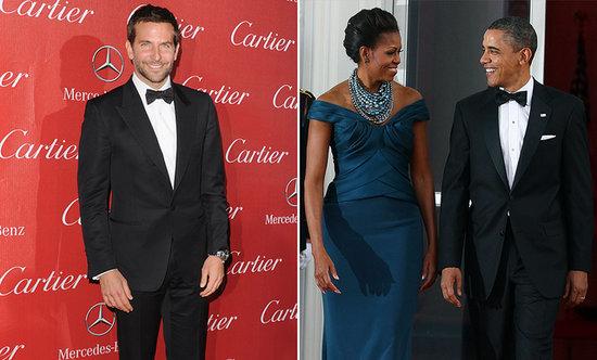 Fluent French Speaker Bradley Cooper Will Be on Hand at the State Dinner