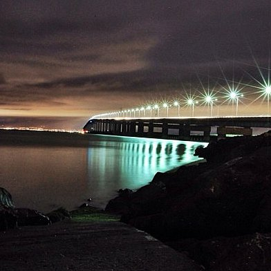San Mateo Bridge Picture
