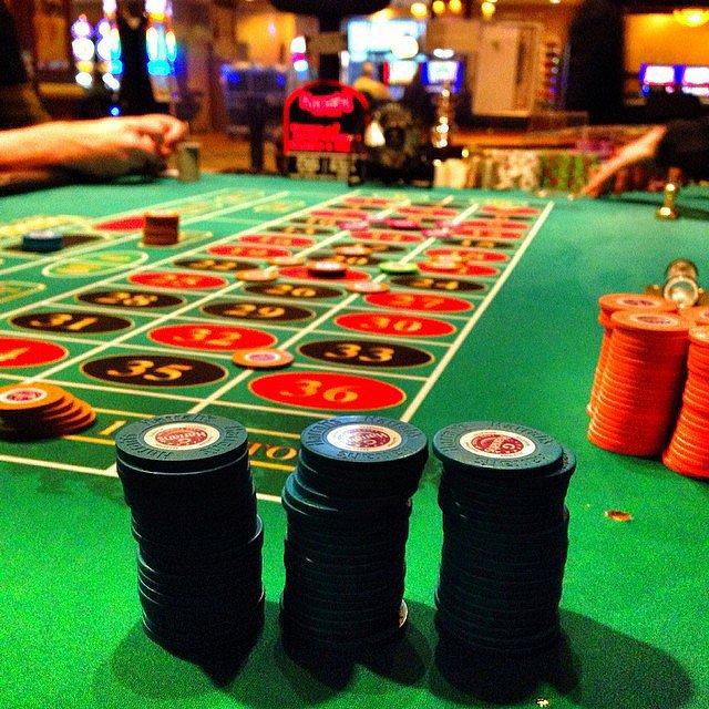 Hit the Casino