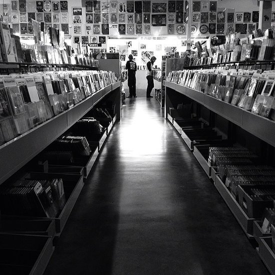 Amoeba Music Picture