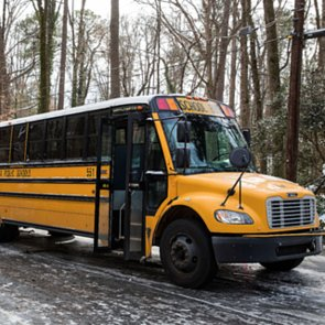 Keeping Kids Home From School Due to Weather