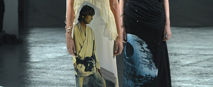 Star Wars on the Runway? Rodarte Made It Happen