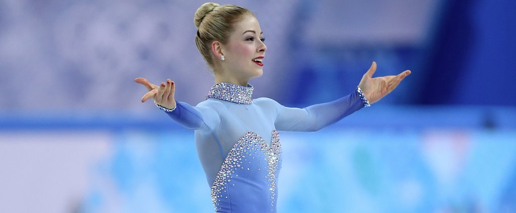 Gracie Gold's Medal-Winning Secret: Strong Abs