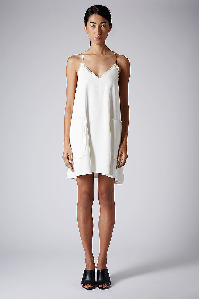 The Slinky White Dress