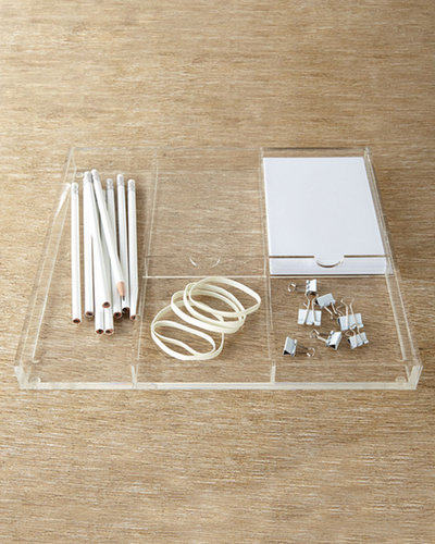 Acrylic Accessory Organizer
