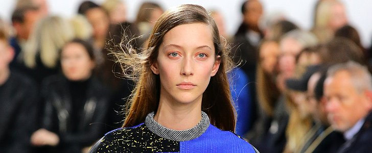 Proenza Schouler Proves Simple Makeup Is Haute
