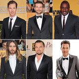Die heißesten Männer der Award-Saison