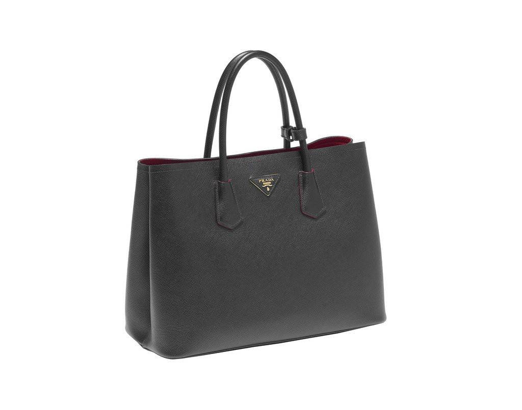 Prada Double Bag Review | POPSUGAR Fashion