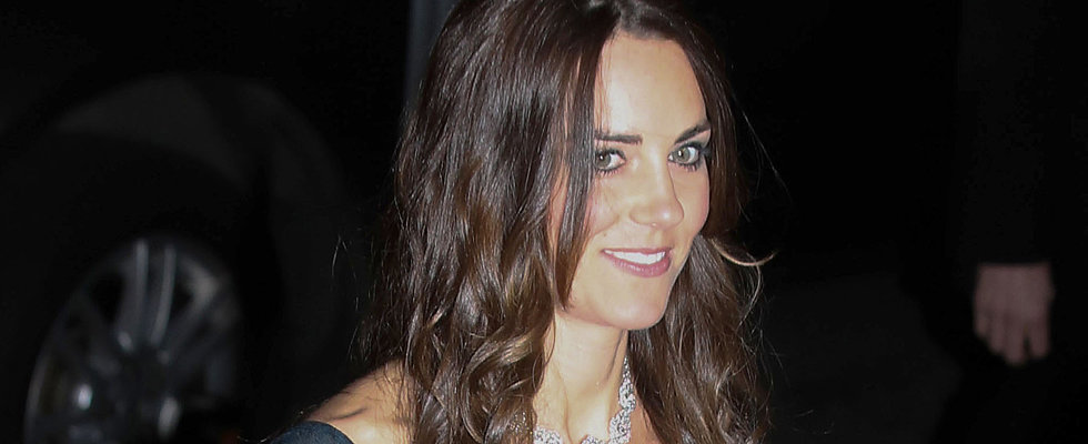 Kate Middleton Gives Us a Perfectly Imperfect Valentine's Day Beauty Look