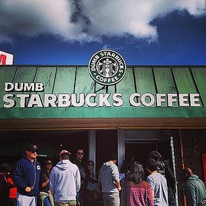 What's the Dumb Business Plan Behind Dumb Starbucks?