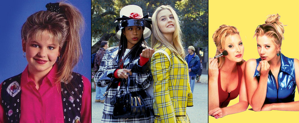 POPSUGAR Shout Out: Valentine's Day Done '90s Style