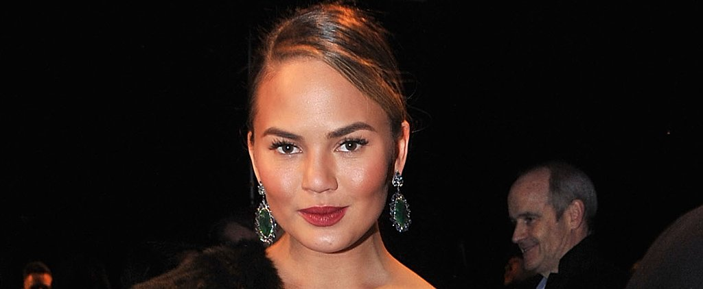 "Chrissy Teigen Says, ""I . . . Single-Handedly Might Be Ruining the Crop Top"""