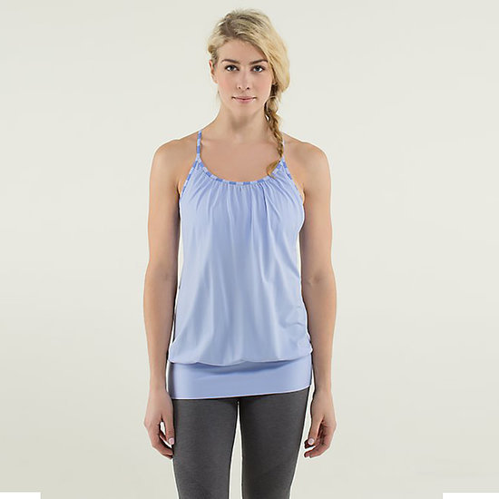 Loose-Fitting Tank Tops That Hide Belly